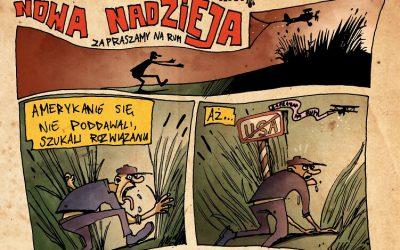 Komiks, odcinek 3